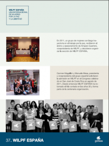 Panel WILPF España