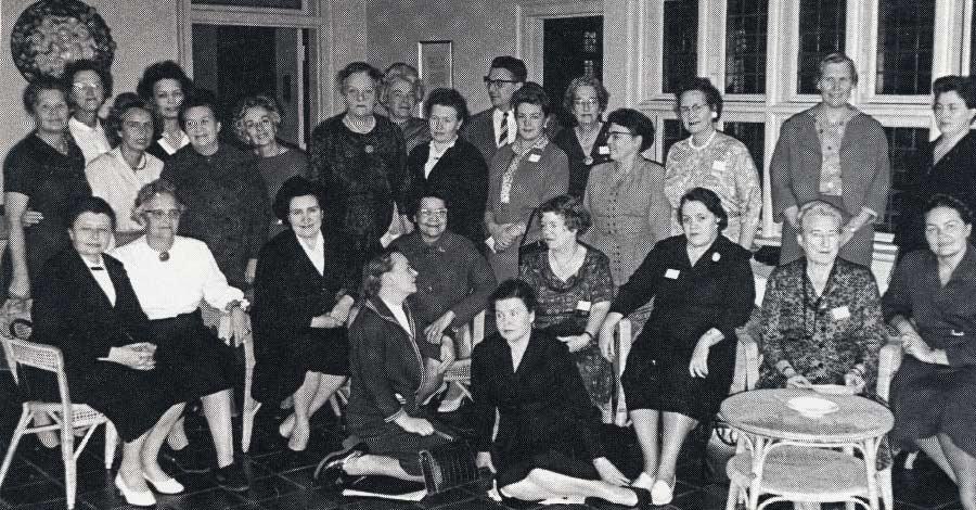 Conferencia de Mujeres Soviéticas y Americanas