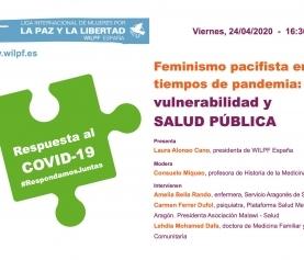 Vídeo webinnar: Vulnerabilidad y Salud Pública