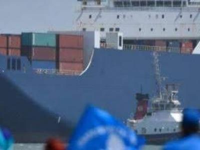 La guerra empieza aquí: contra el transporte de armamento saudí a la guerra de Yemen desde puertos españoles