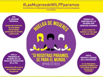 #LasMujeresdeWILPFParamos