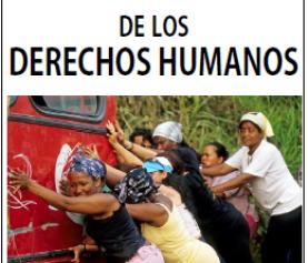 Curso Constructoras de Paz y Defensoras de los Derechos Humanos