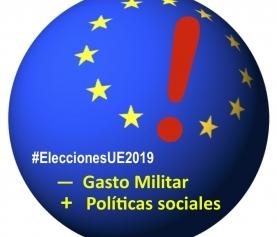Carta de WILPF España a los candidatos y candidatas a las Elecciones Europeas