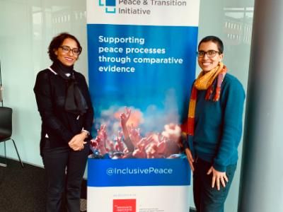 Reclamación de participación de las mujeres en las negociaciones entre Marruecos y el Frente Polisario