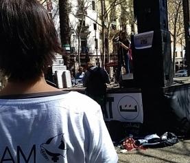 Acto público en solidaridad con los pueblos de Siria