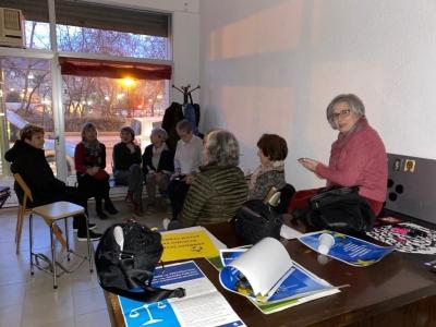 WILPF España estrena sede