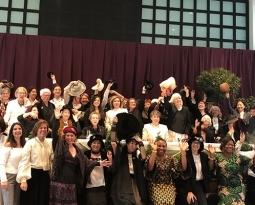 100 Aniversario del II Congreso Internacional de Mujeres (WILPF)
