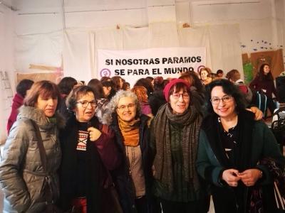 WILPF España en el II Encuentro Estatal #HaciaLaHuelgaFeminista!