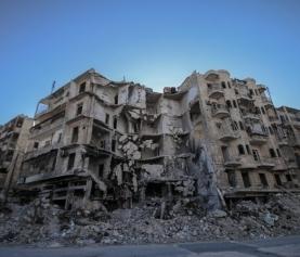 Declaración de la Liga Internacional de Mujeres por la Paz y la Libertad: Alepo está diciendo adiós a la Humanidad
