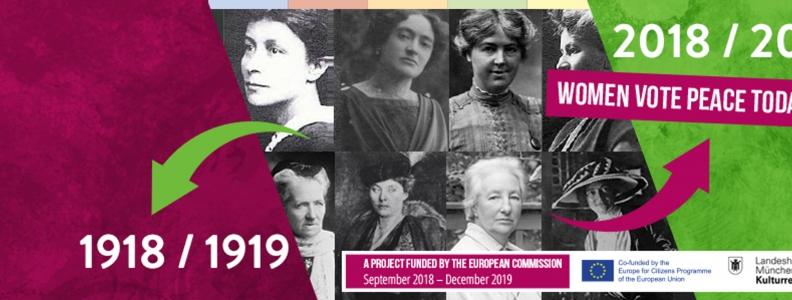 EL FUTURO Y EL PASADO DEL FEMINISMO: la relevancia de la conferencia de Zürich en 2019