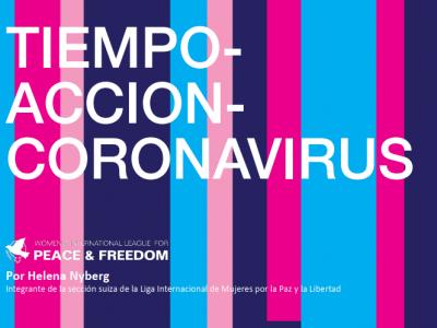 Tiempo – Acción – Coronavirus