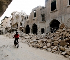 Paz para Siria.  Llamamiento a los ciudadanos y ciudadanas del mundo