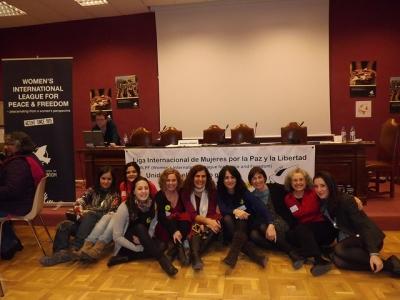 Encuentro WILPFeras Madrid